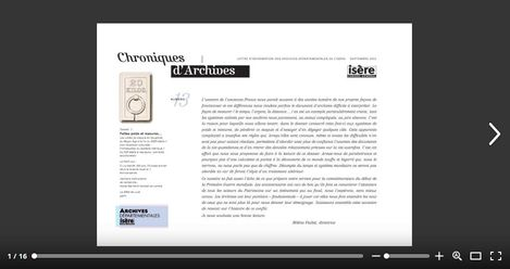 Feuilleter Chroniques d'Archives 13