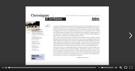 Feuilleter Chroniques d'Archives 15