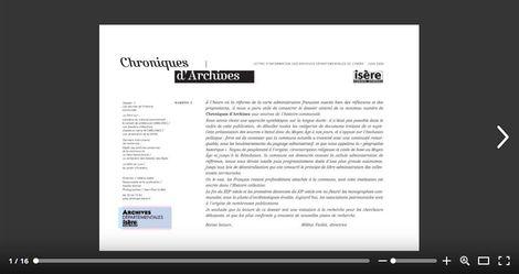 Feuilleter Chroniques d'Archives 3